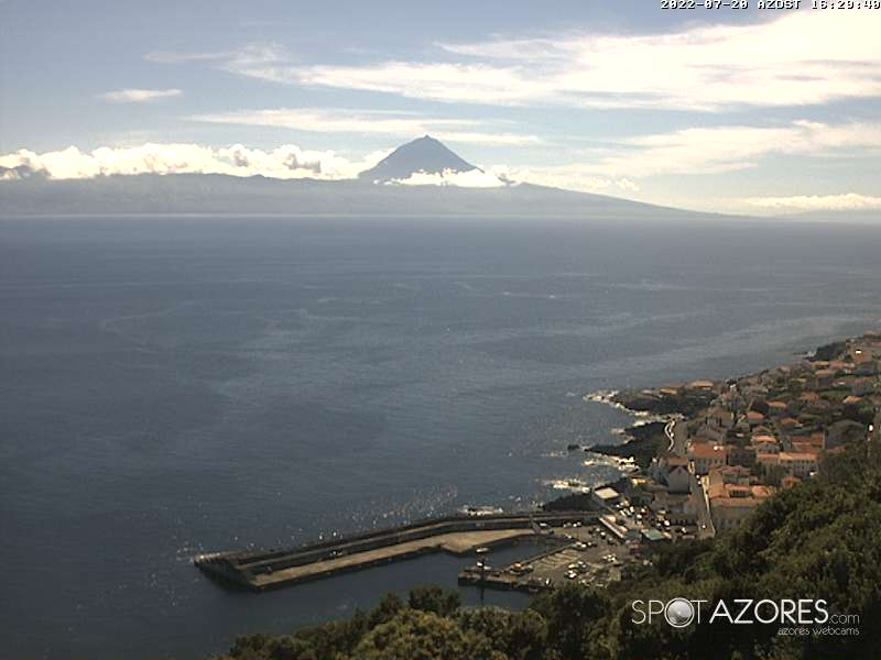 Webcam Calheta