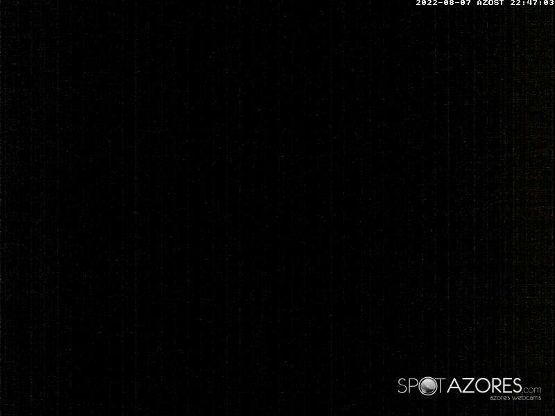 Webcam Lagoa do Fogo