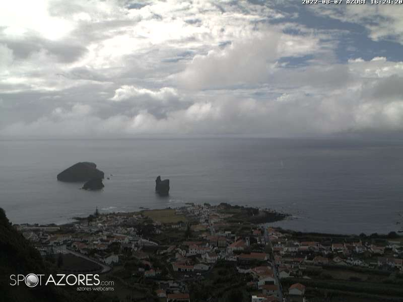 Webcam: Mosteiros, Azzorre, Portogallo