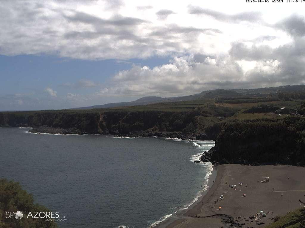Porto Formoso Live Cam, Portugal – Coastal