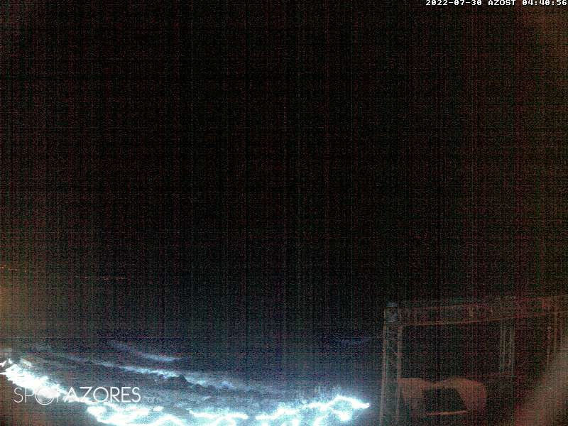 Webcam Praia de Santa Barbara