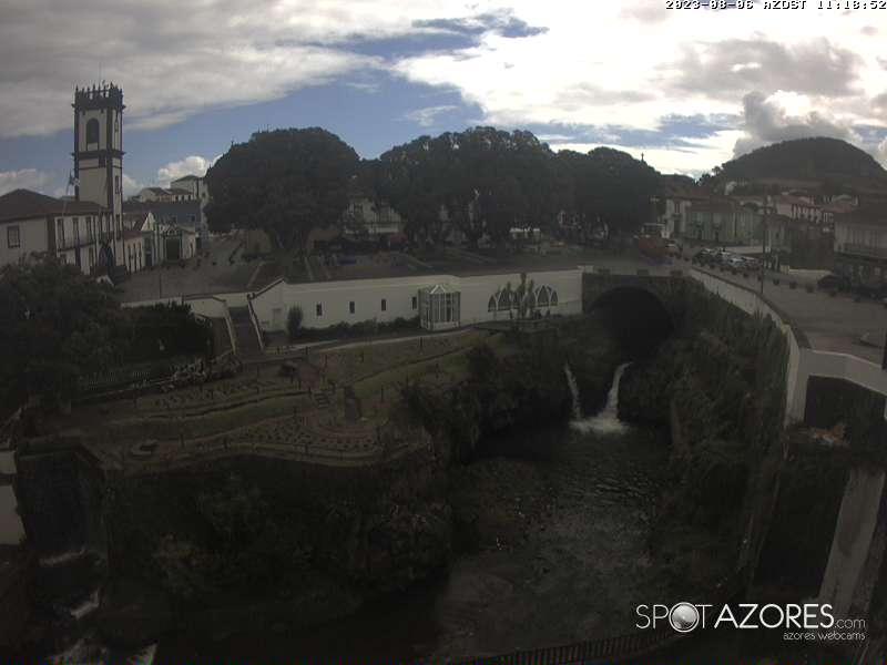 Webcam Ribeira Grande
